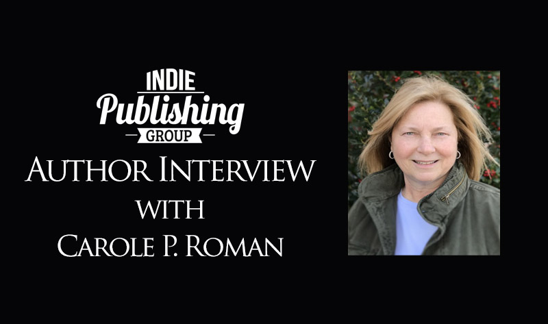 Author Interview with Carole P Roman