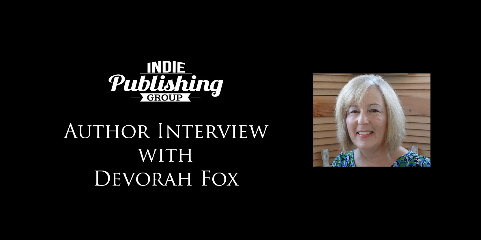 Author Interview Devorah Fox