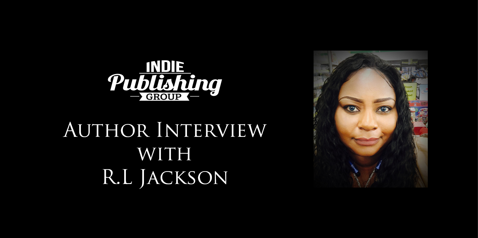 Author Interview R.L Jackson