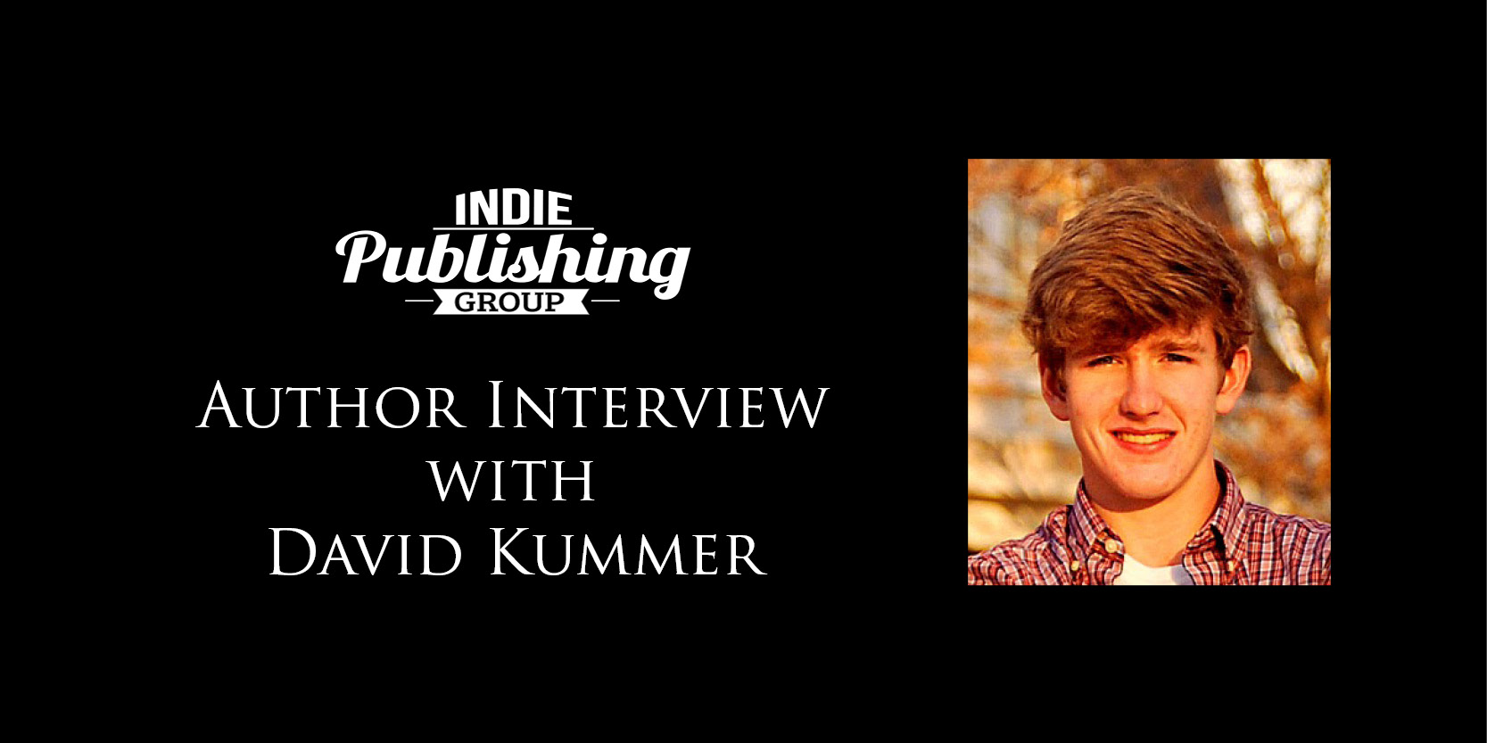 Author Interview David Kummer