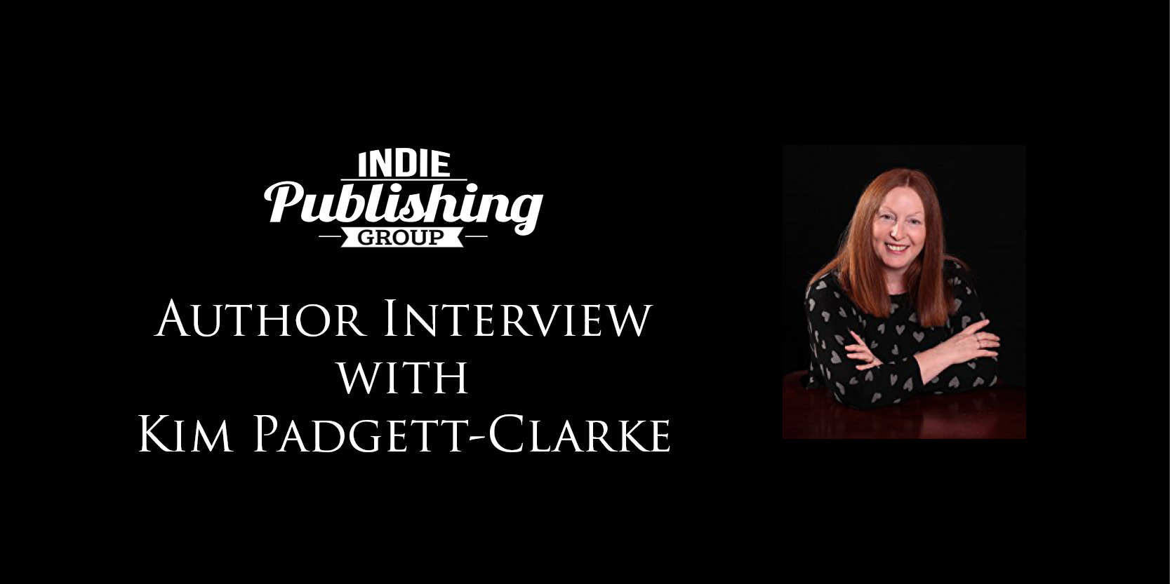 Author Interview Kim Padgett-Clarke
