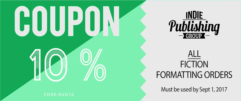Promotions Coupon 10% Aug