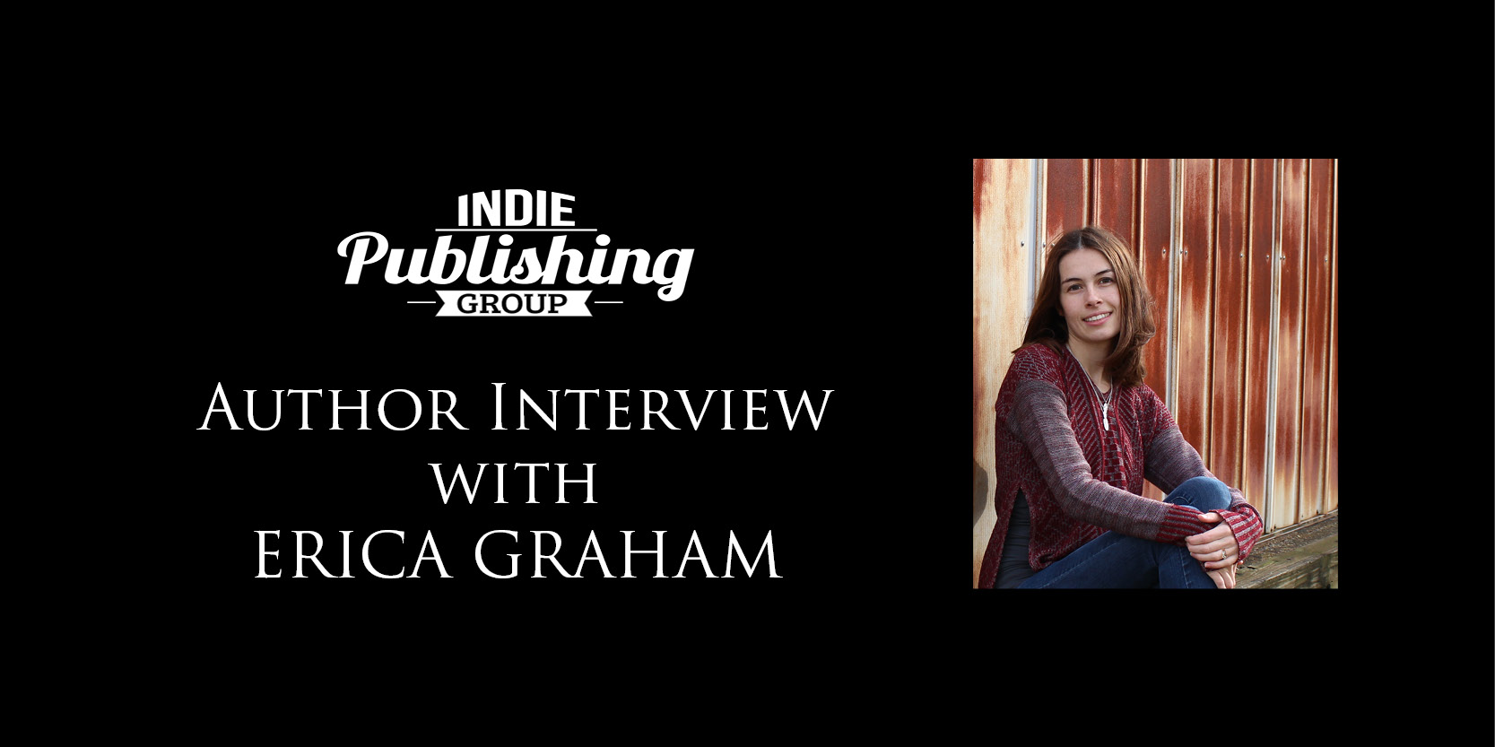 Author Interview Erica Graham