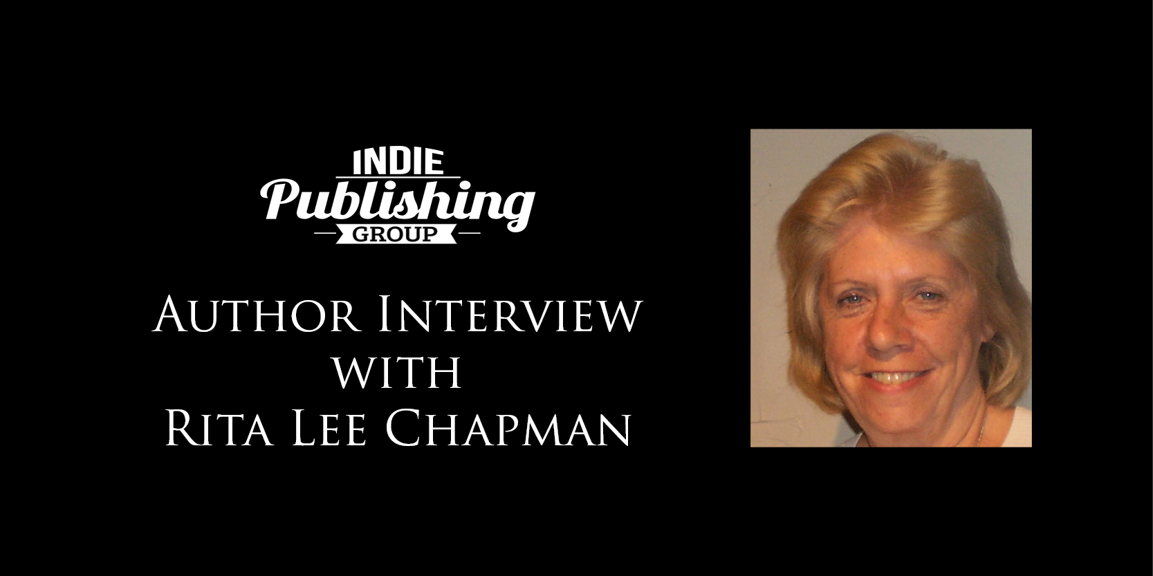 Author Interview Rita Lee Chapman