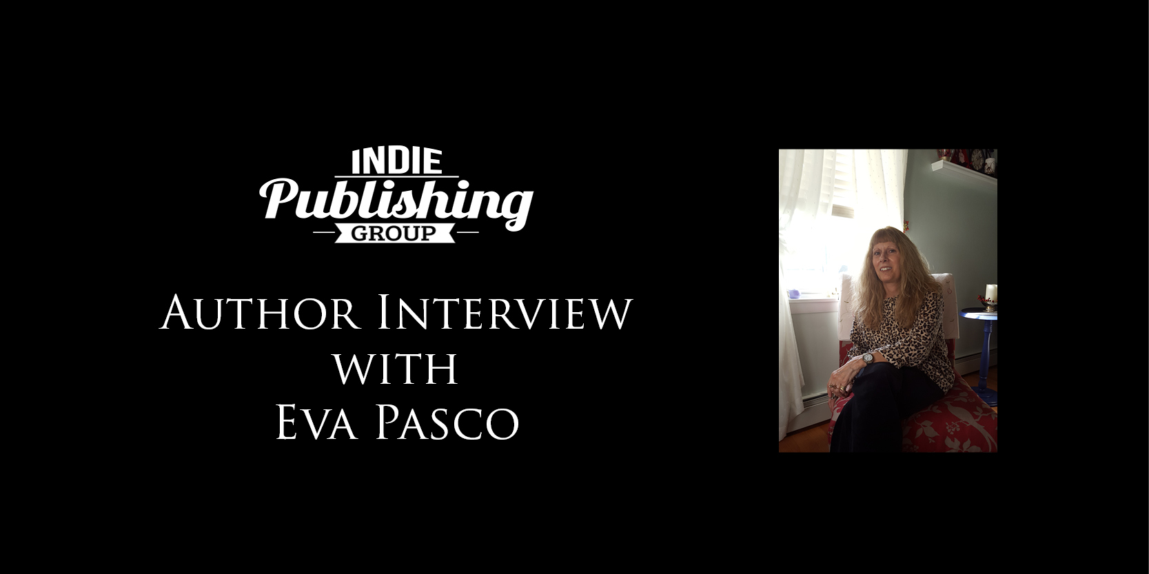 Author Interview Eva Pasco