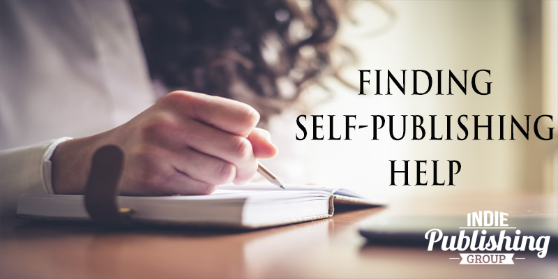 Finding Self-Publishing Help