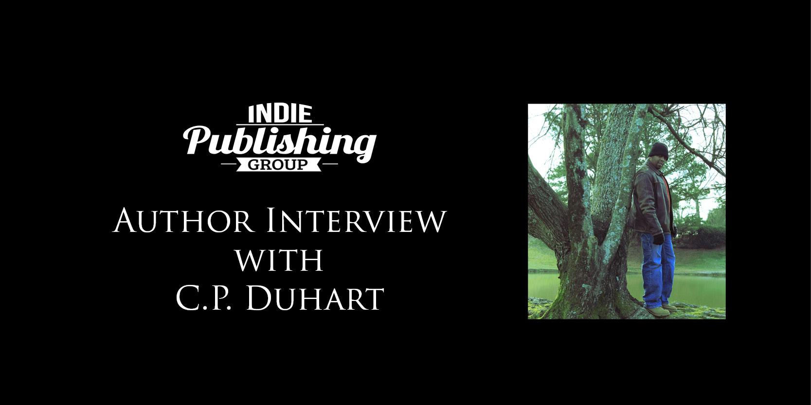 Author Interview C.P. Duhart