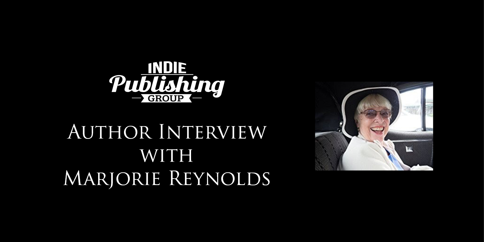 Author Interview Marjorie Reynolds