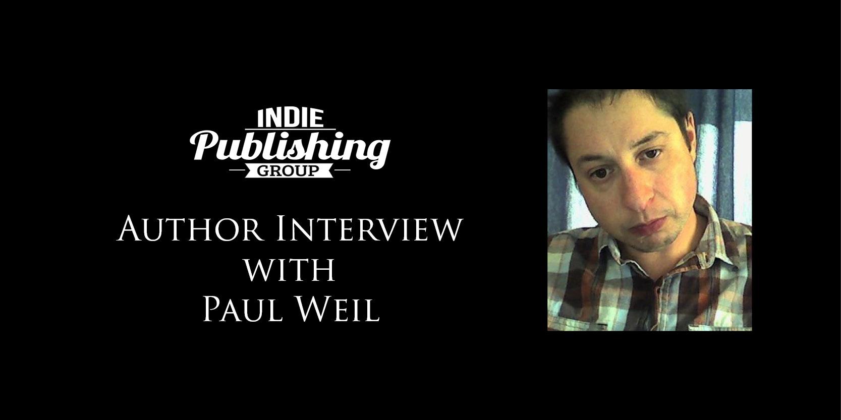 Author Interview Paul Weil