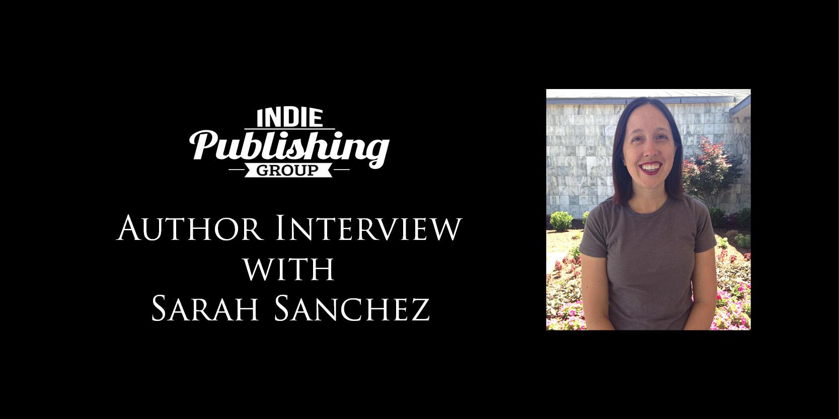 Author Interview Sarah Sanchez