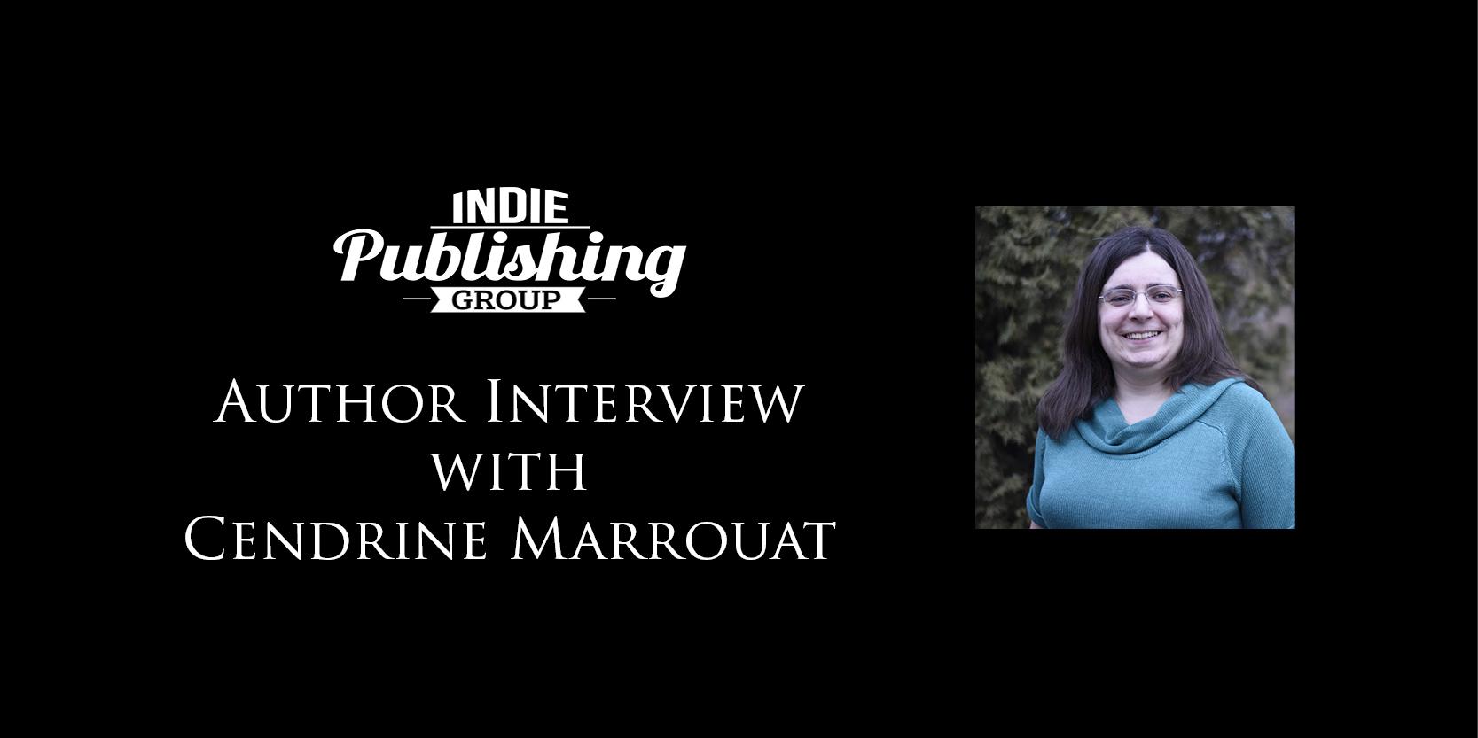 Author Interview Cendrine Marrouat