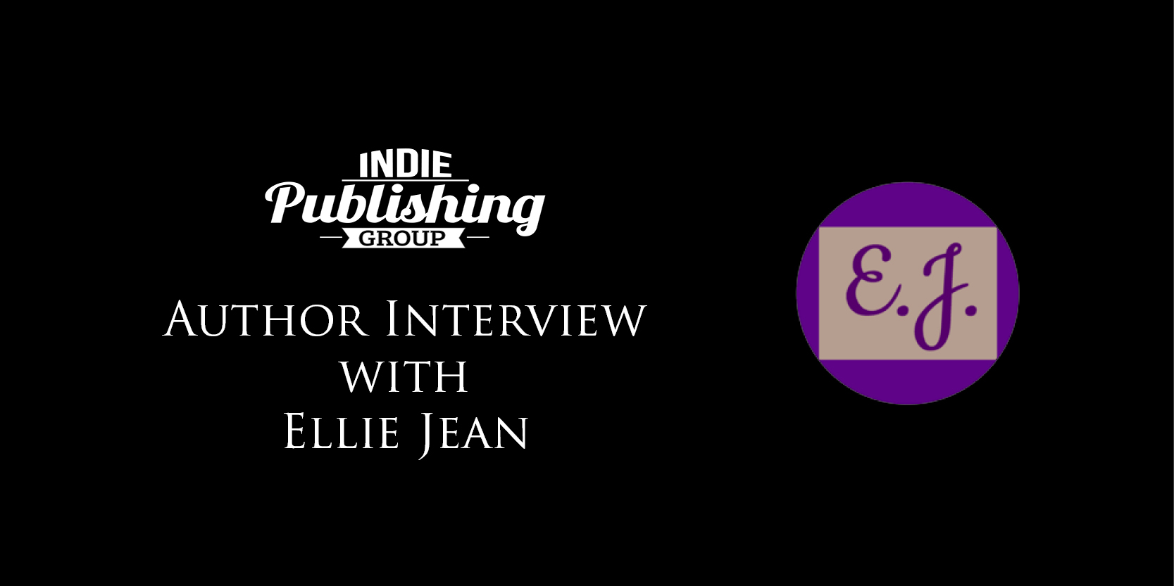 Author Interview Ellie Jean