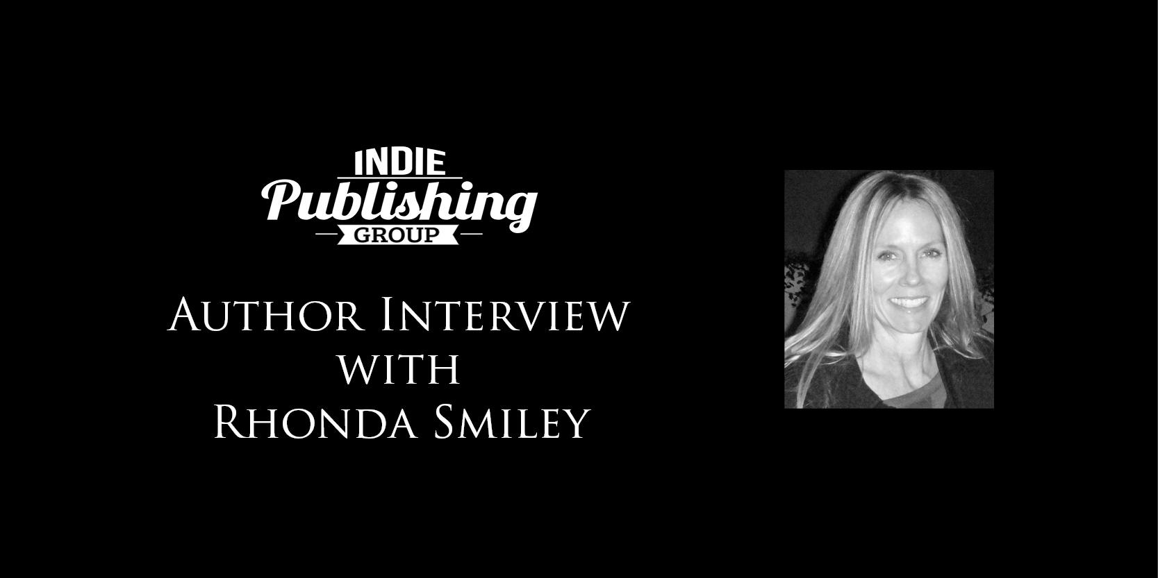 Author Interview Rhonda Smiley