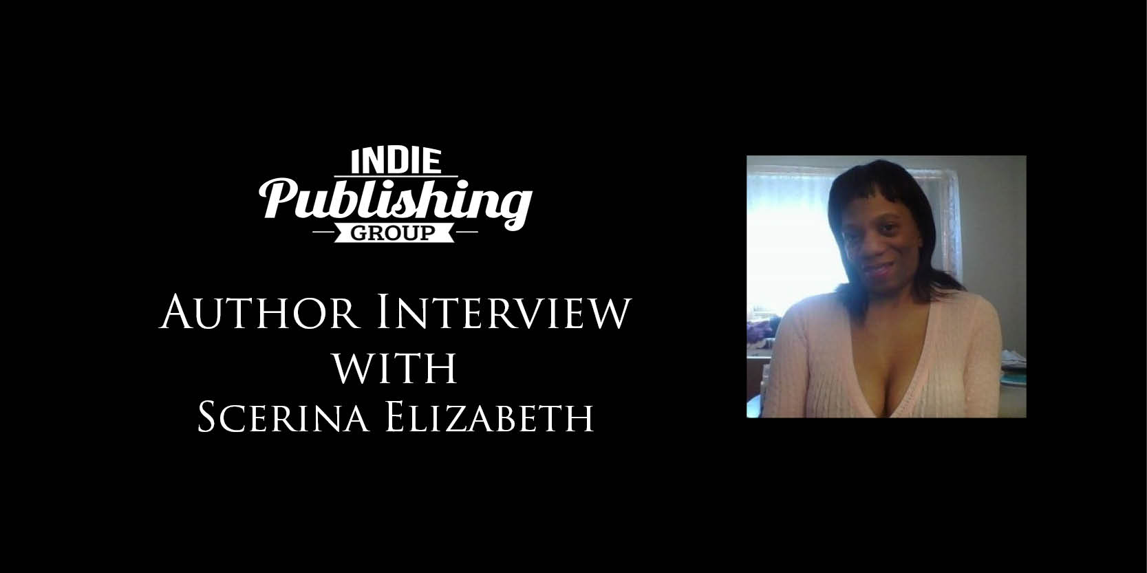 Author Interview Scerina Elizabeth