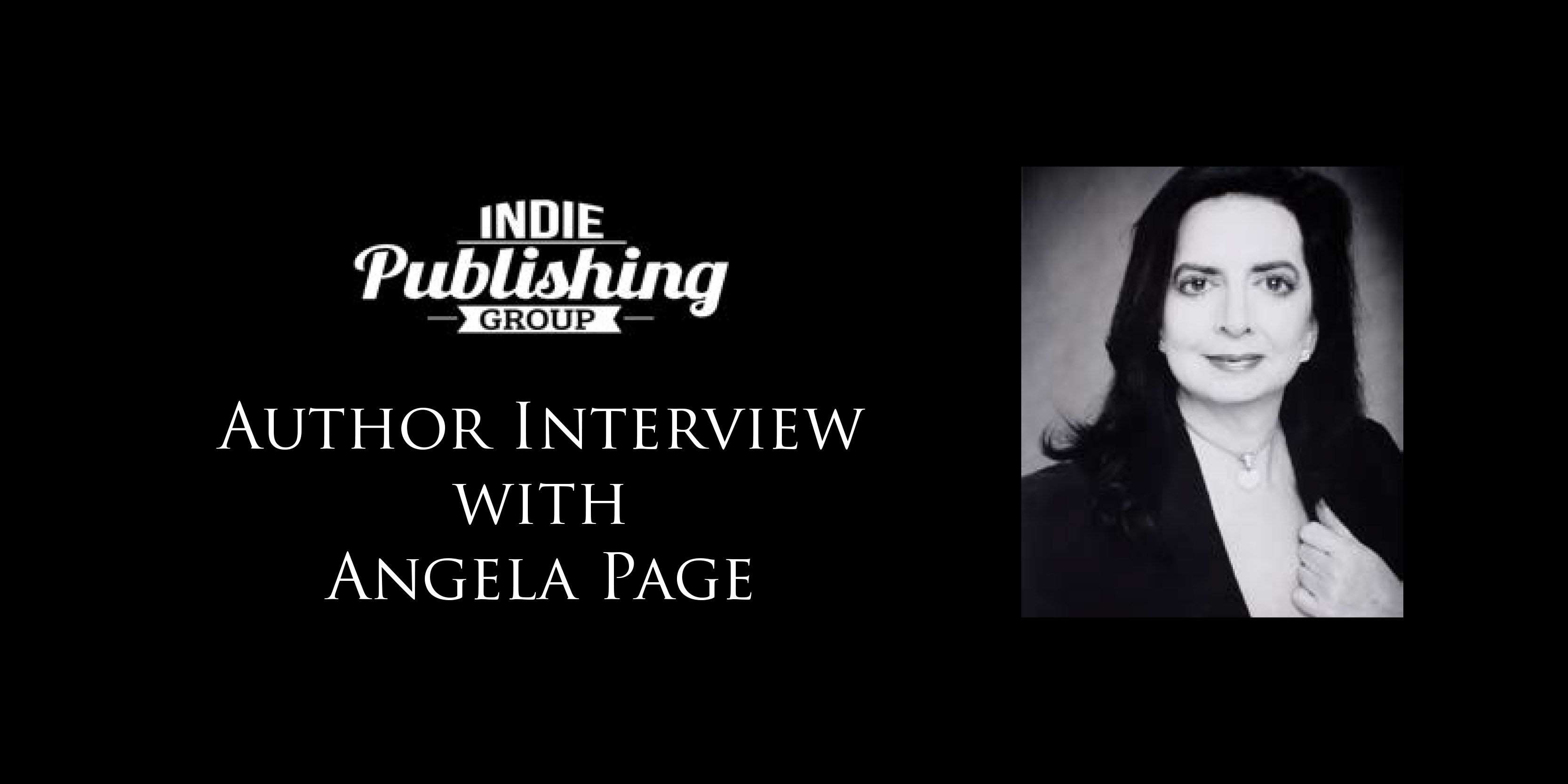 Author Interview Angela Page