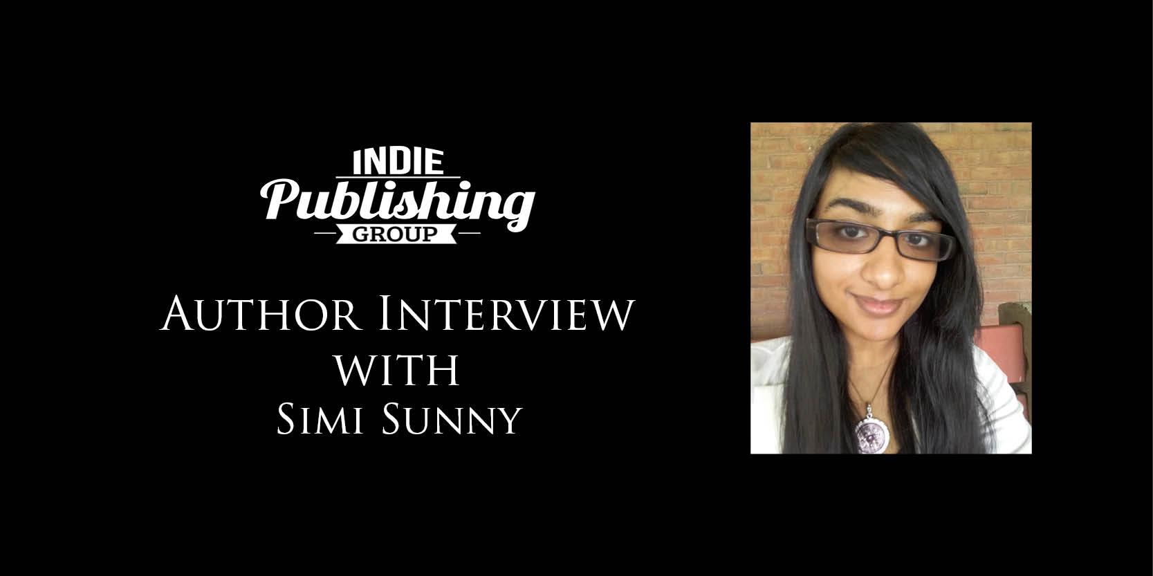 Author Interview Simi Sunny