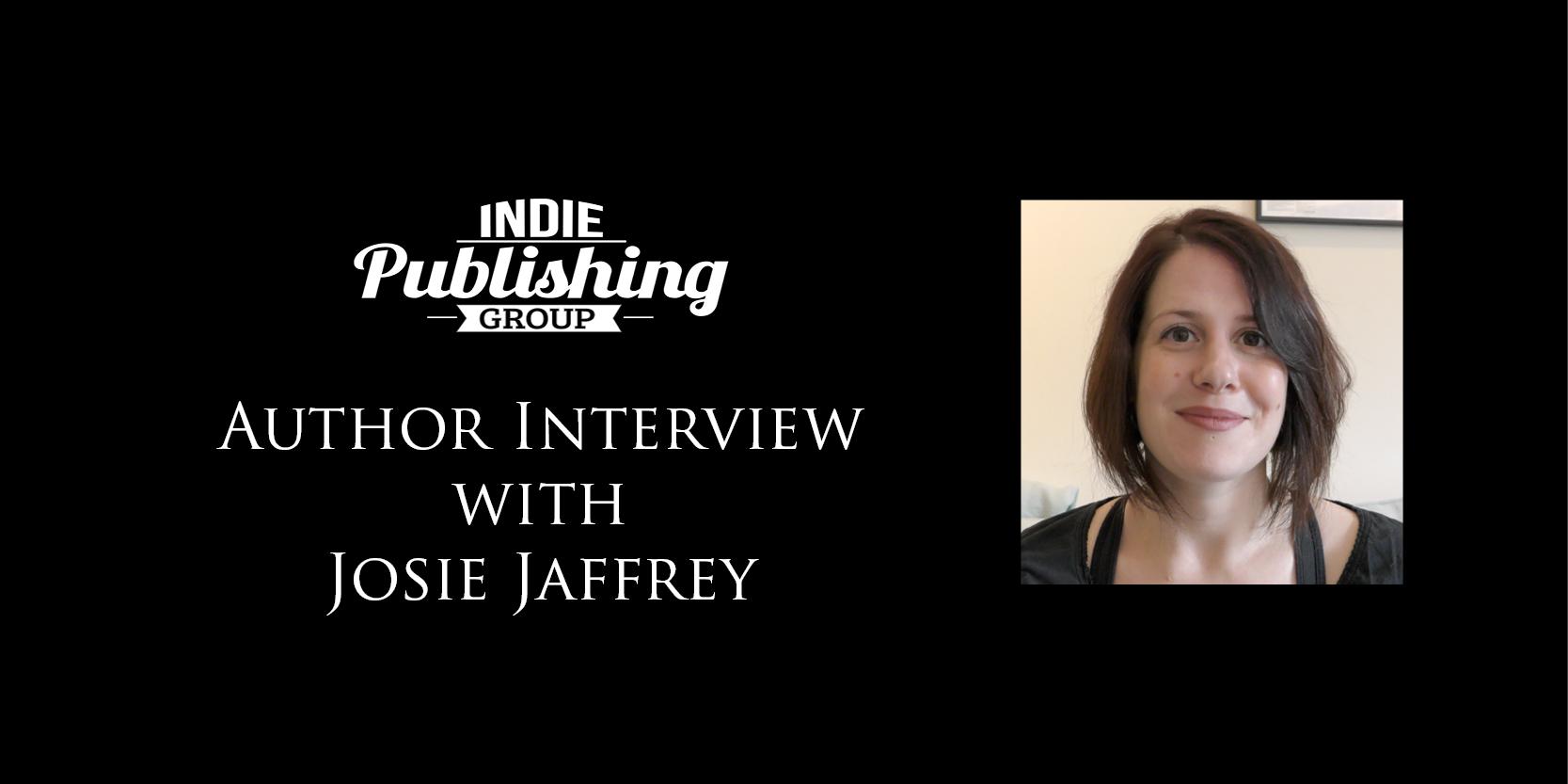 Author Interview Josie Jaffrey