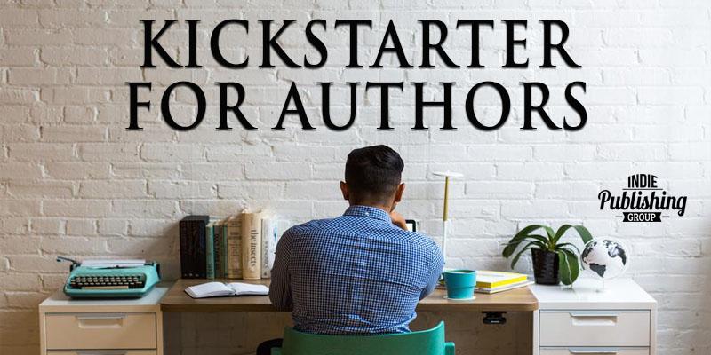 Kickstarter for Authors