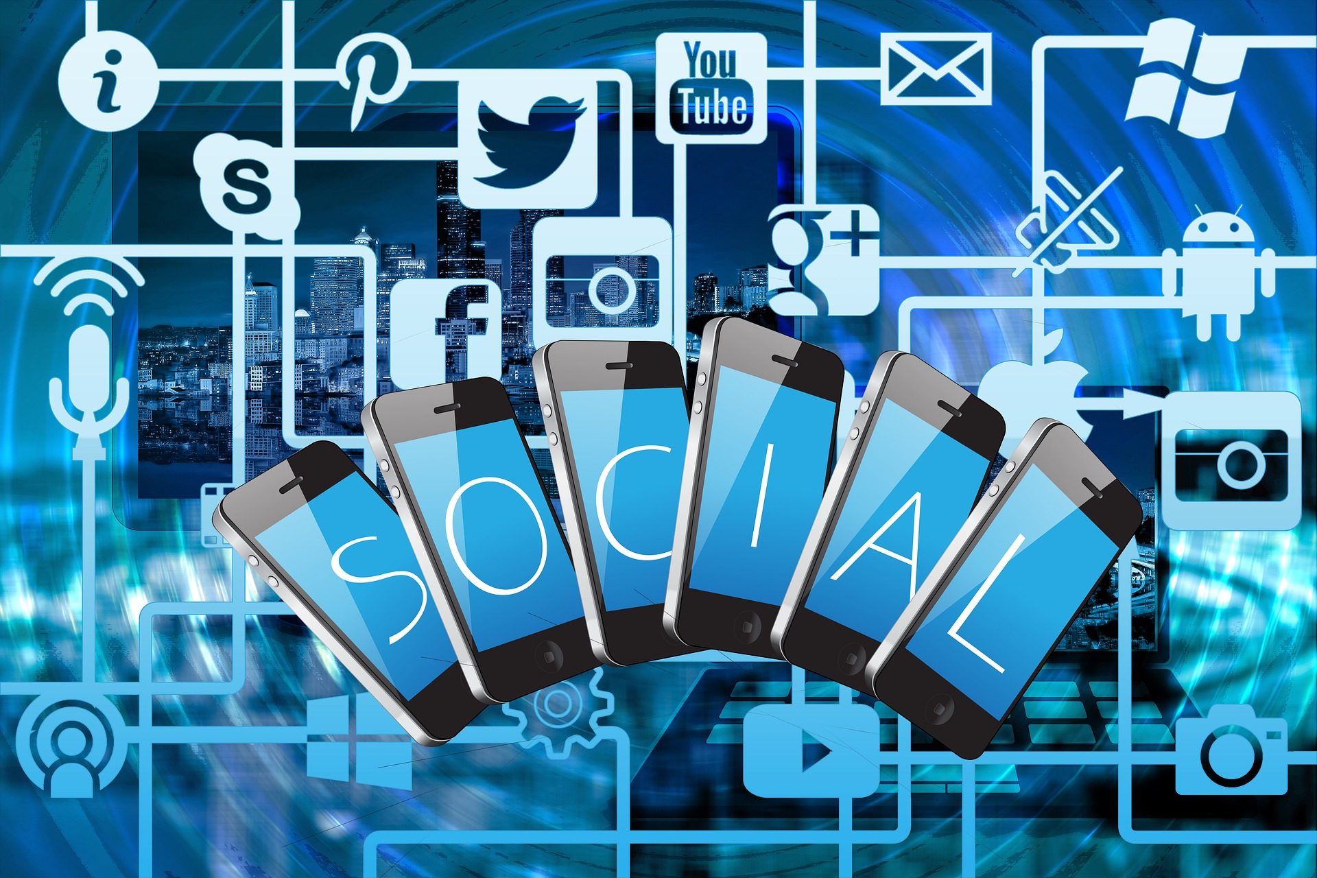 The Importance Of Social Media and Marketing!