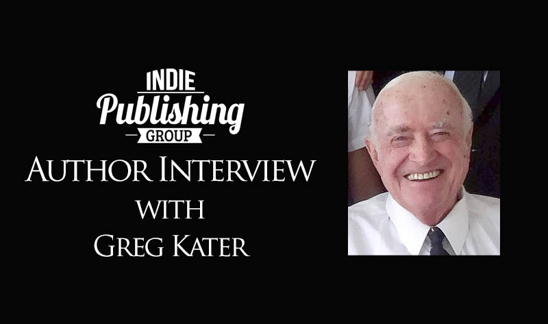 Greg Kater Author Interview