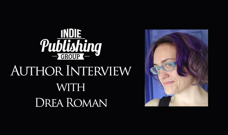 Author Drea Roman