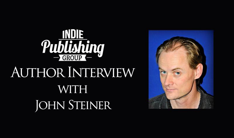 Author Interview John Steiner