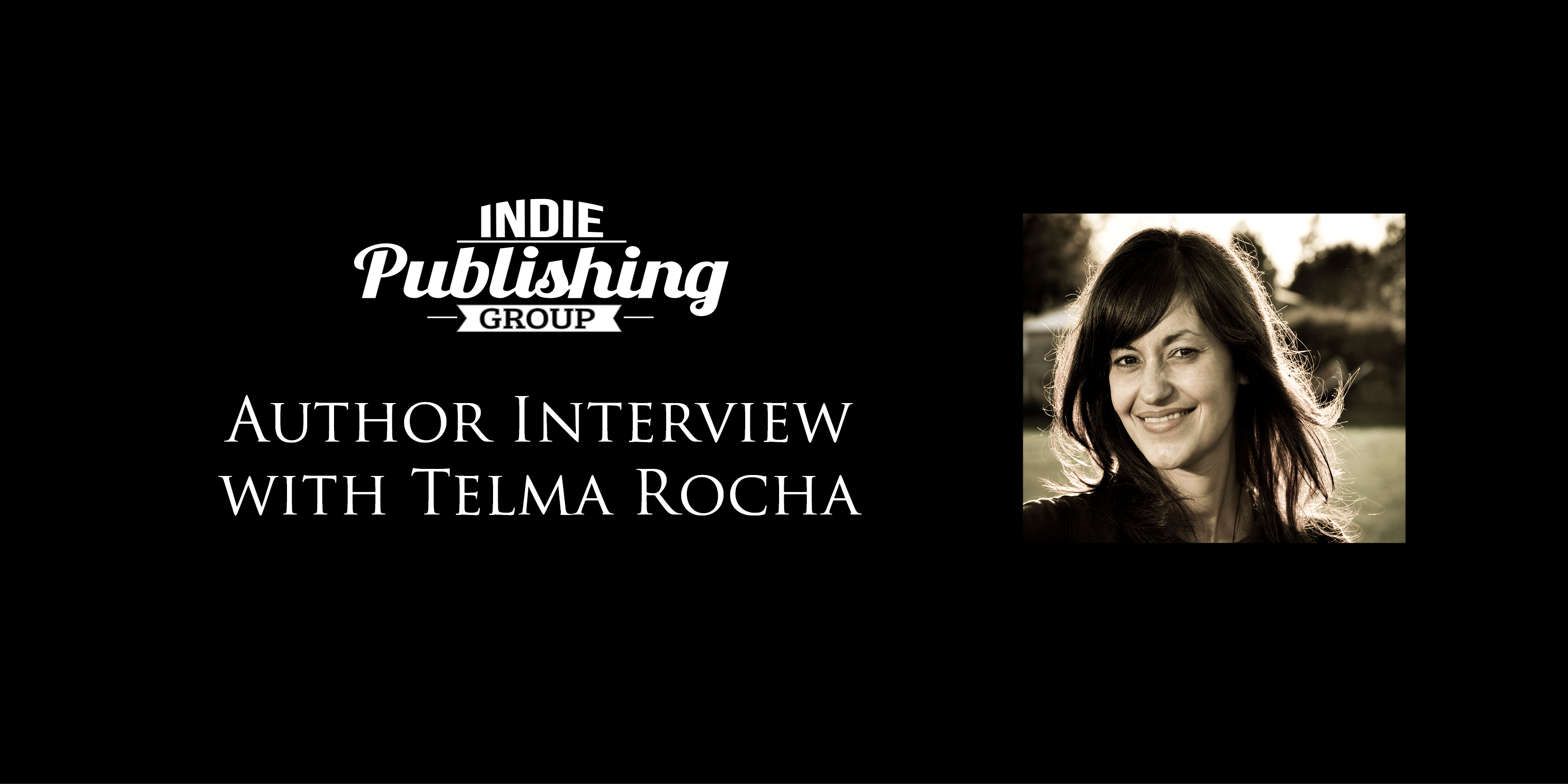 Author Interview with Telma Rocha!