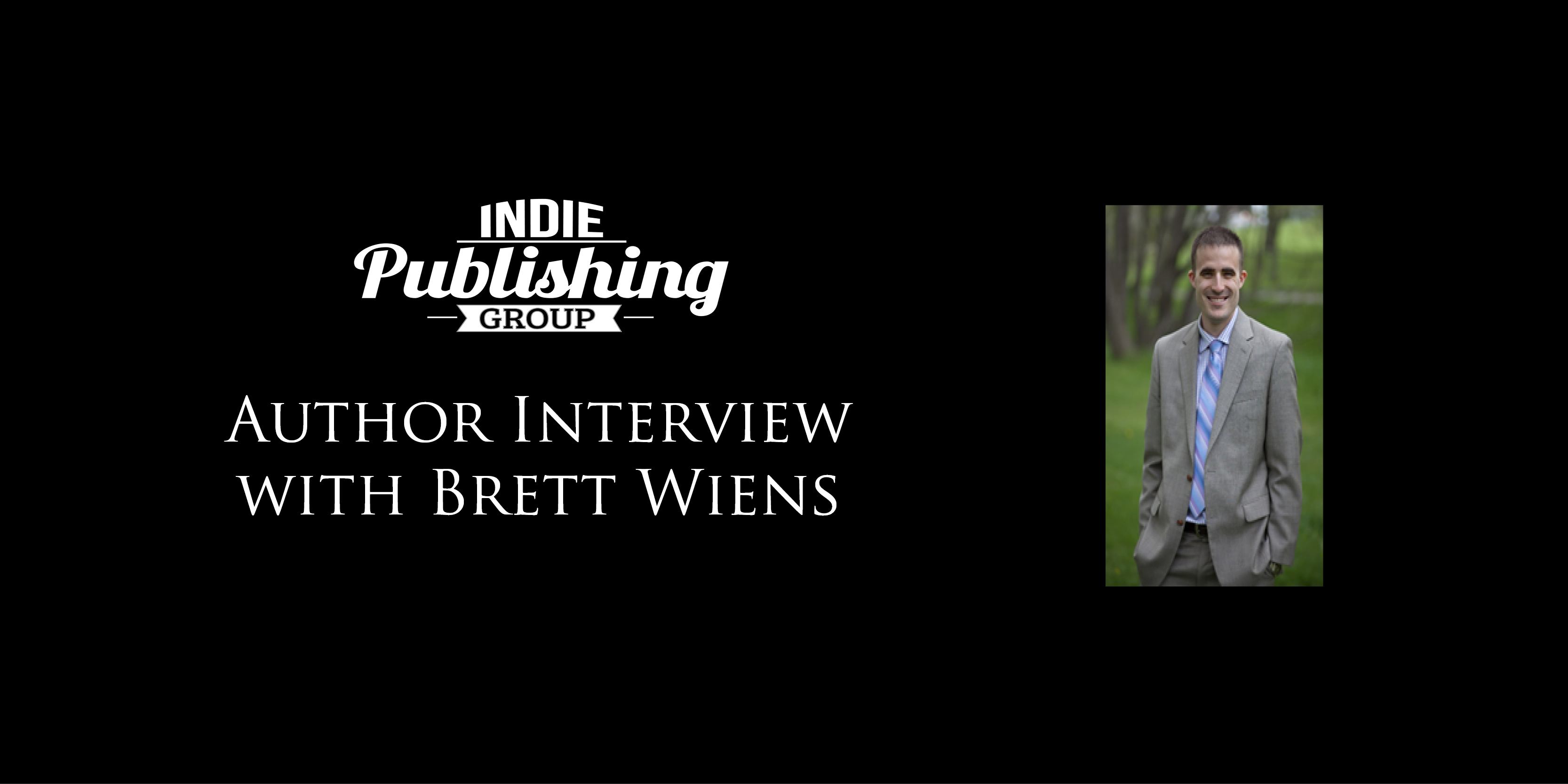 Author Interview with Brett Wiens