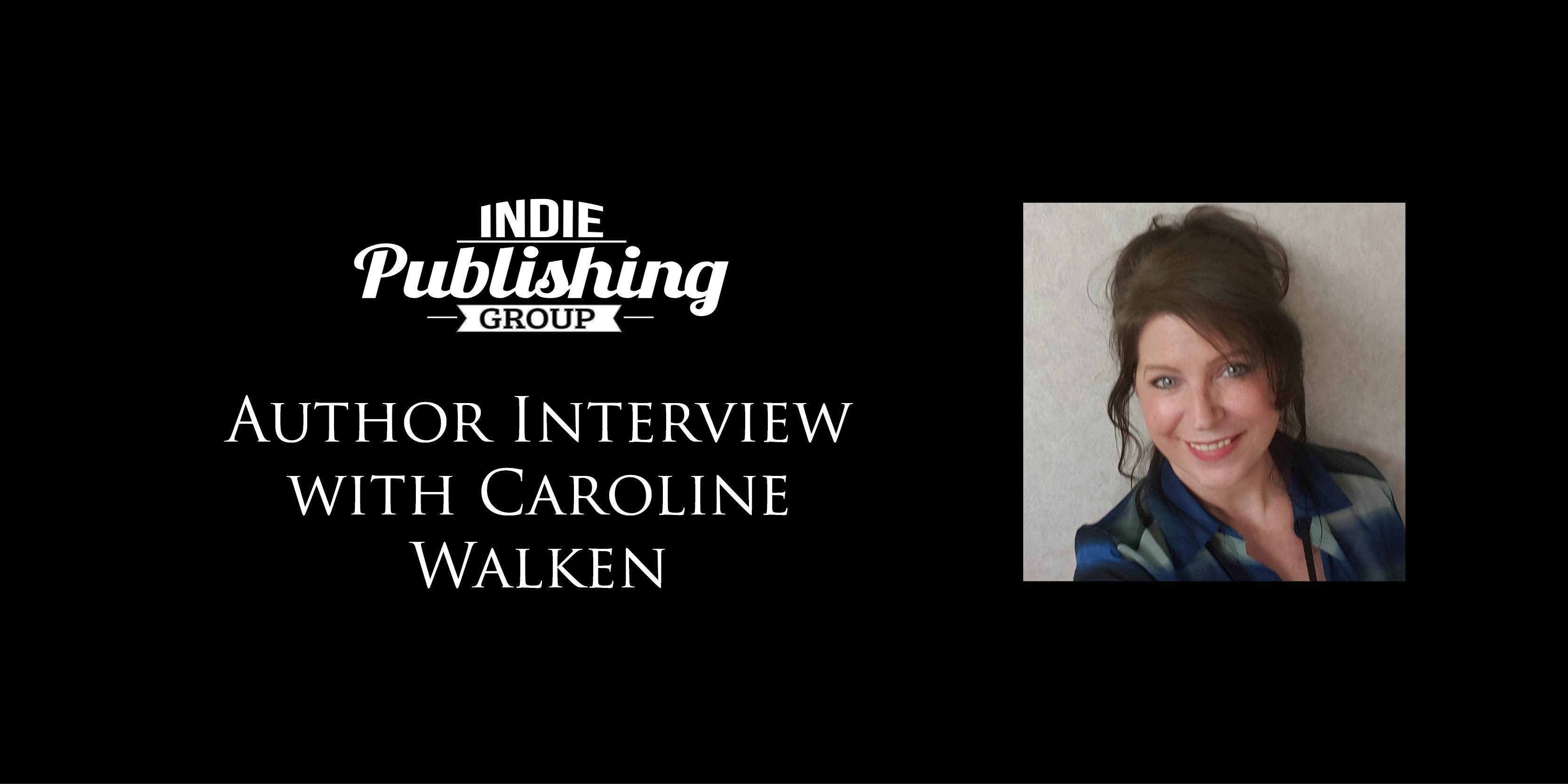 Author Interview with Caroline Walken