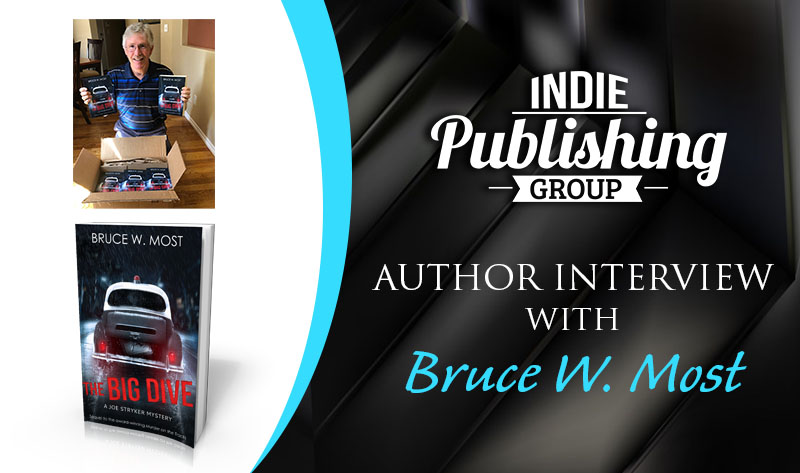 Bruce W. Most Author Interview Banner
