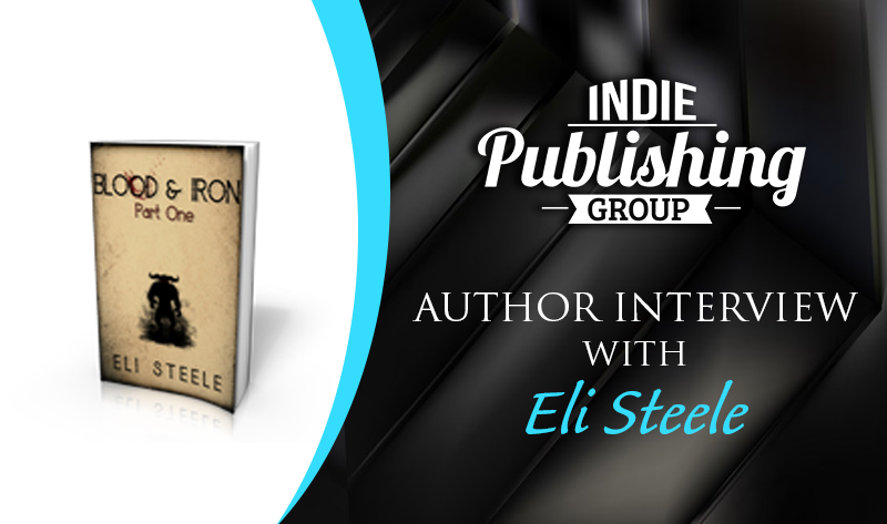 Eli Steele Author Interview
