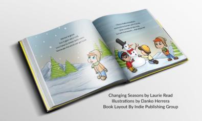 Changing Seasons Book