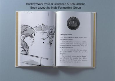 Hockey Wars Book