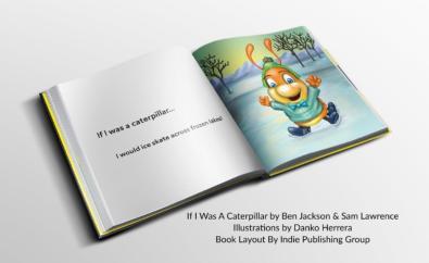 If I Was A Caterpillar Book