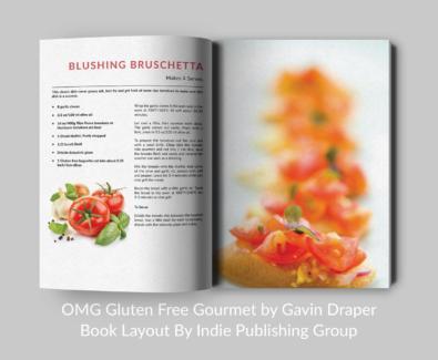 OMG Gluten Free Gourmet Book